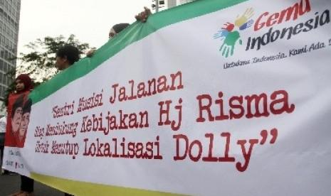 Demi Anak Indonesia Risma Tutup Dolly